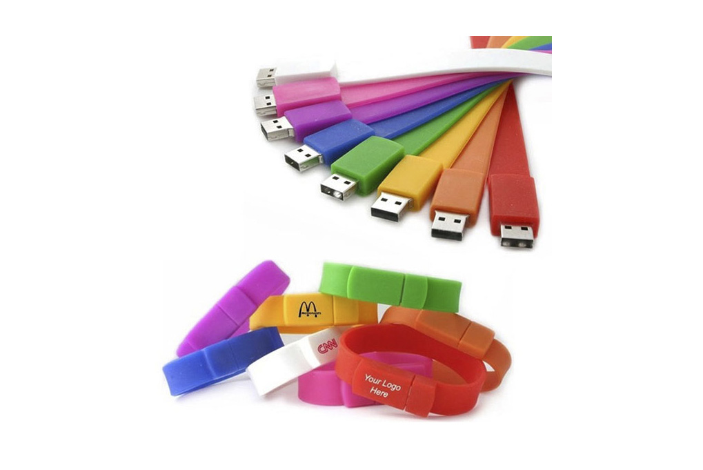 BRAZALETE USB