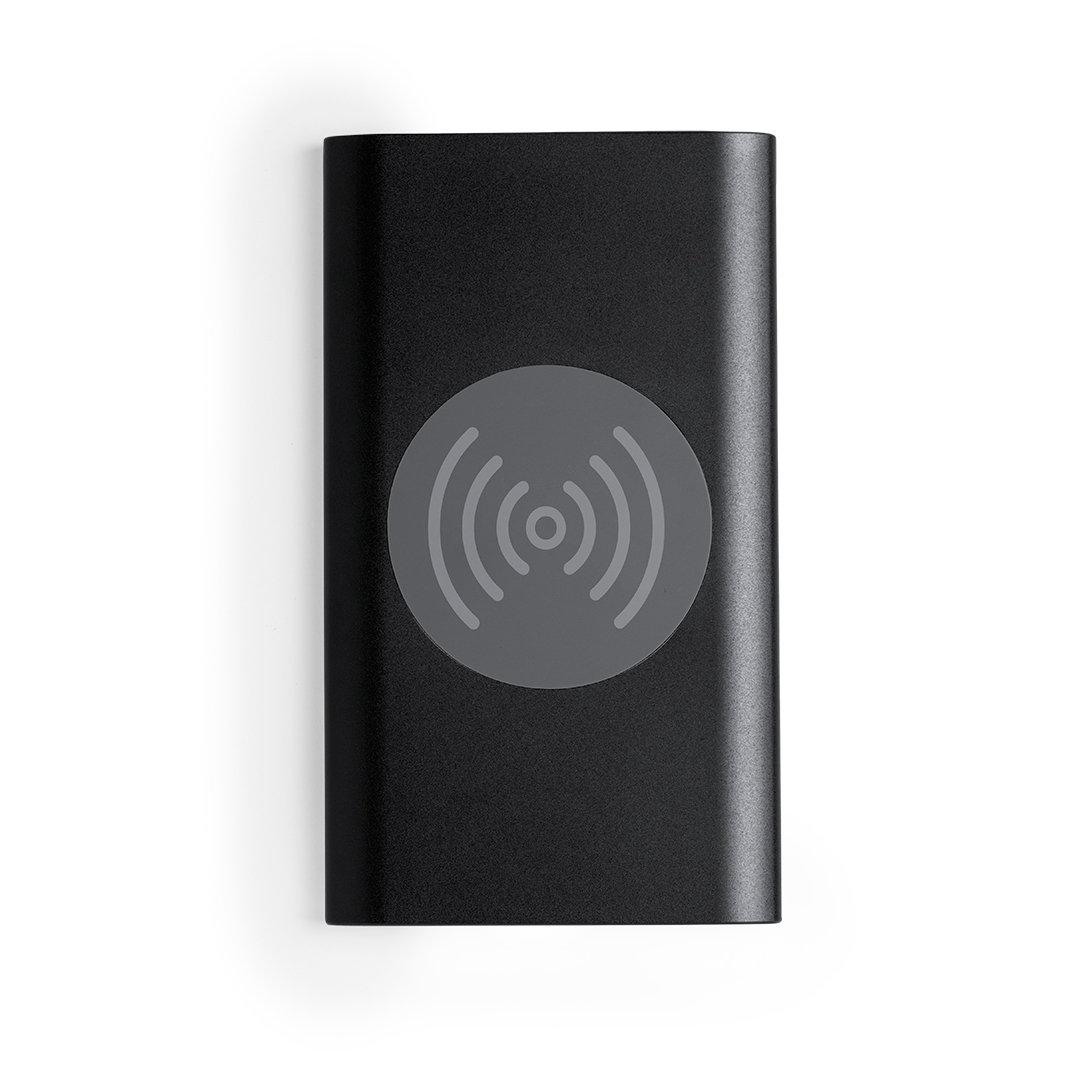 power bank wireless personalizado