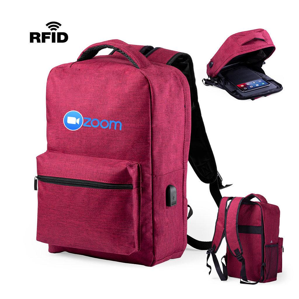 mochila de empresa personalizada